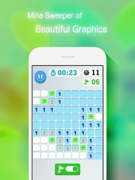 Mine Sweeper - Solitaire Game screenshot 2