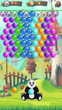 Bubble Panda poster