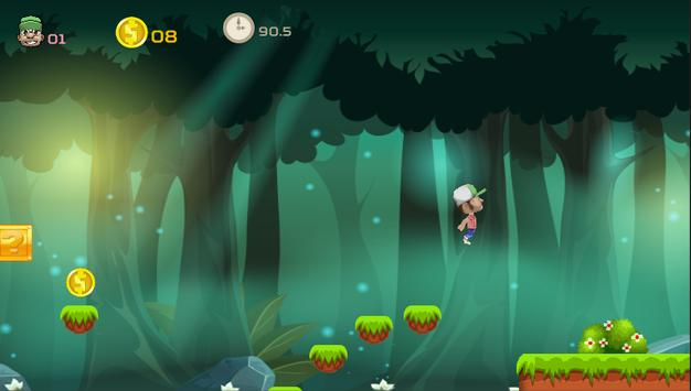 Super Jack World screenshot 4
