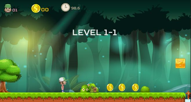 Super Jack World screenshot 8