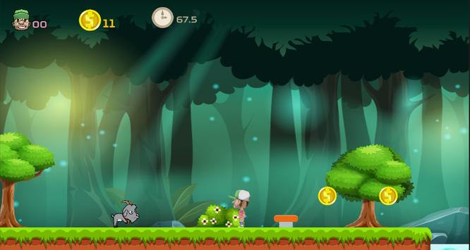 Super Jack World screenshot 1