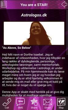 Astrologos.dk screenshot 2