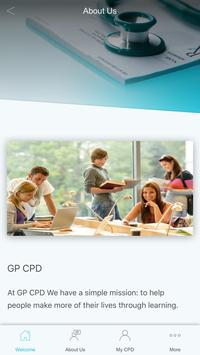 GP CPD poster