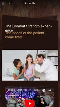 Combat Strength poster