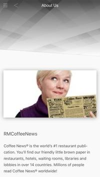 RMCoffeeNews poster
