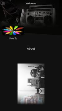 Yolo Tv apk screenshot