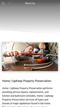 UpKeep Property Preservation poster