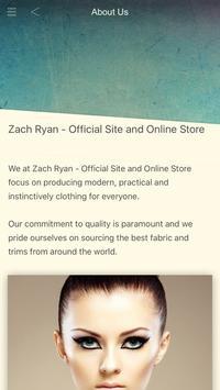 Zach Ryan poster