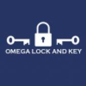 Omega Lock And Key icon