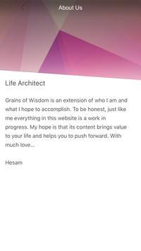 Life Architect poster