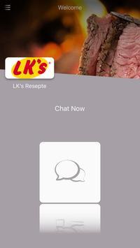 LK's Resepte poster