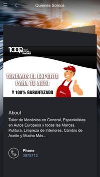 1000 Autos poster