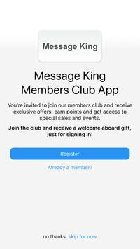 Message King screenshot 1