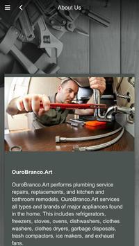 OuroBranco.Art poster