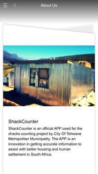 ShackCounter poster