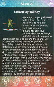 SmartPayHoliday screenshot 2