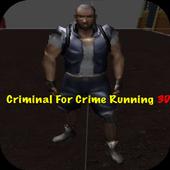 Criminal For Crime Running 3D icon