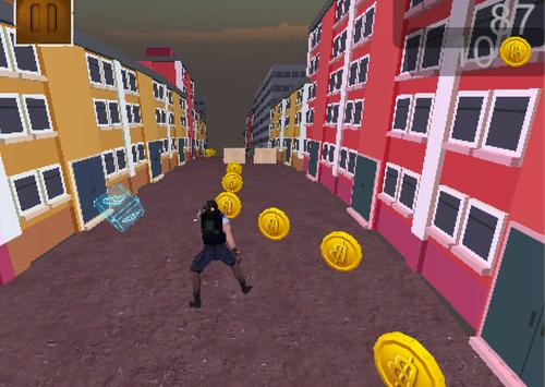 Criminal For Crime Running 3D screenshot 3
