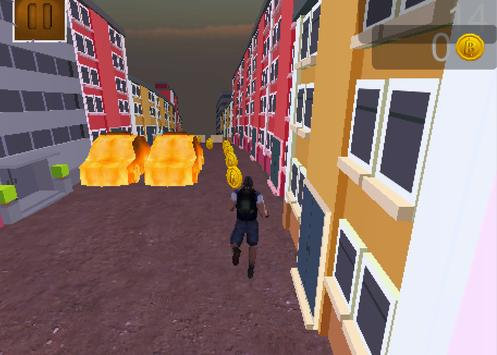 Criminal For Crime Running 3D screenshot 10