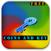 Keys and Coins icon