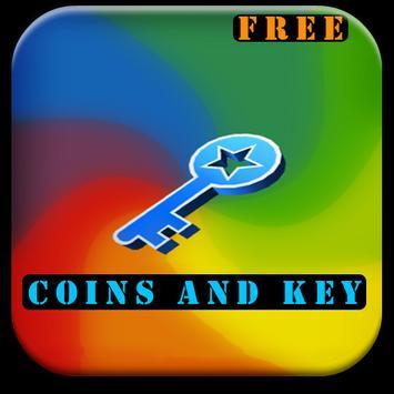 Keys and Coins apk screenshot