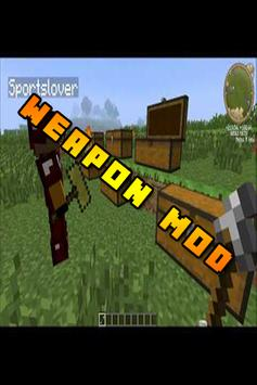 Weapons Mod apk screenshot