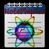 Note Physics icon