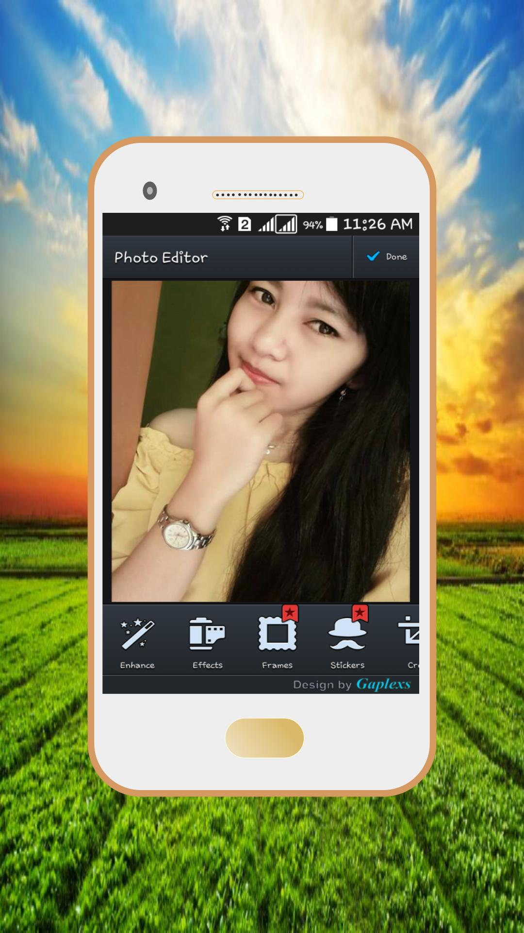 Camera B612 Pro for Android - APK Download