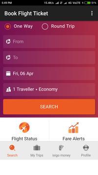 Flight Hotel Booking screenshot 1