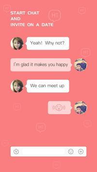 ... iFlirt Dating & Hookup with Local Singles apk screenshot ...