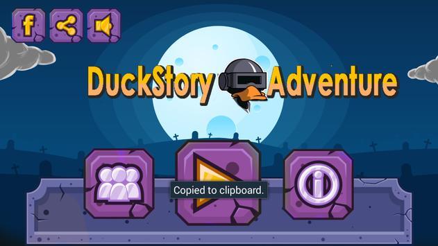 DuckStory Adventure poster
