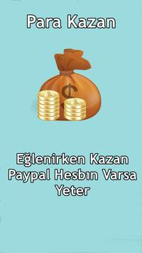 Eğlenirken Para Kazan poster