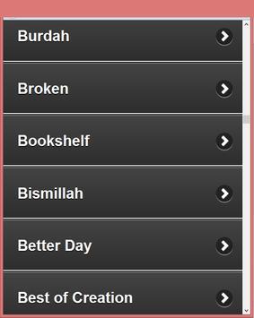 English Gazal Lyrics screenshot 4