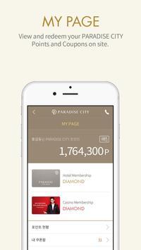 Paradise City Concierge App screenshot 1
