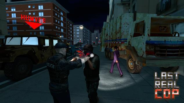 Last Real Cop apk screenshot