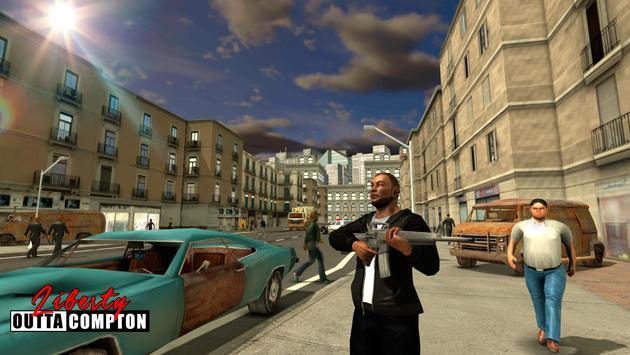 Liberty Outta Compton apk screenshot