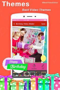 Birthday Photo Slideshow screenshot 1