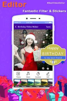 Birthday Photo Slideshow screenshot 2