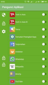 Pengunci Aplikasi apk screenshot