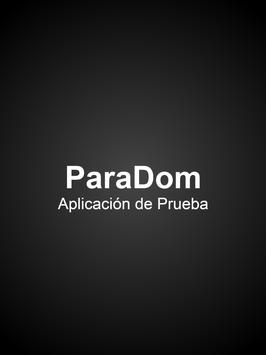 Paradom screenshot 1