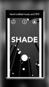 BLACK SHADE poster