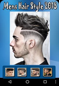 Men hairstyle set my face 2018 screenshot 4