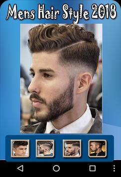 Men hairstyle set my face 2018 screenshot 2