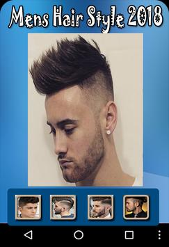 Men hairstyle set my face 2018 screenshot 3