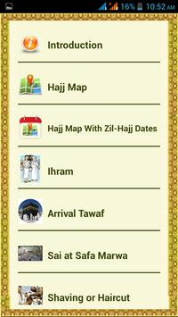 Hajj and Umrah Guide with Dua apk screenshot