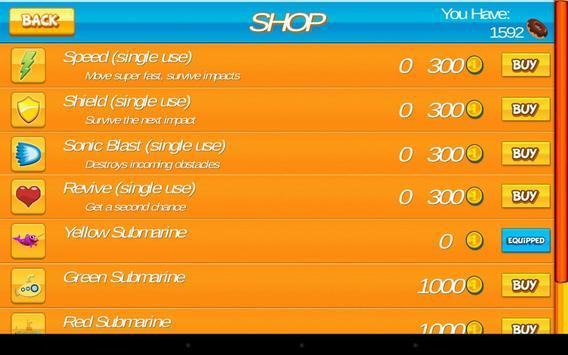 Sky Super Whale Runner apk screenshot