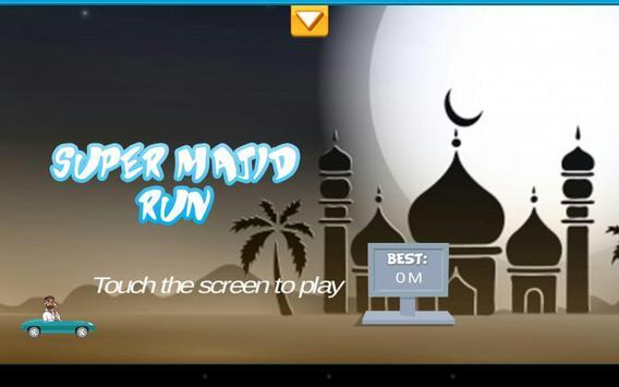 Super Majid Run - مغامرات ماجد poster