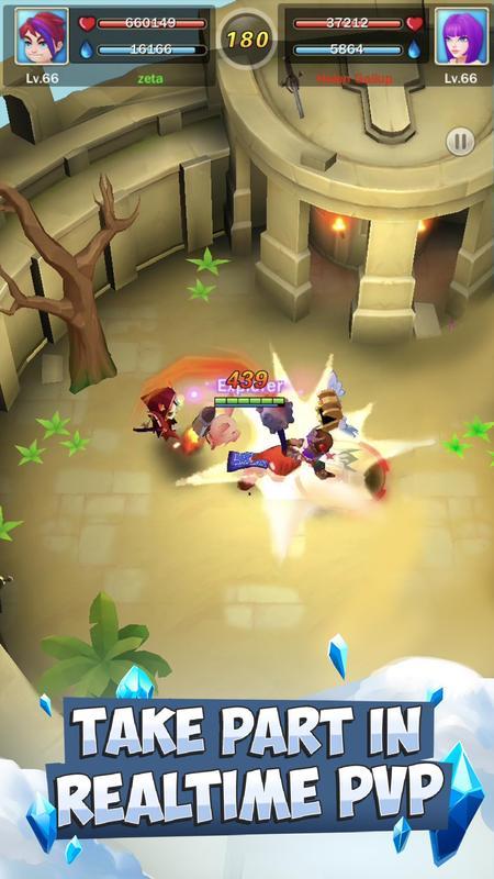 Knights & Dungeons screenshot 3