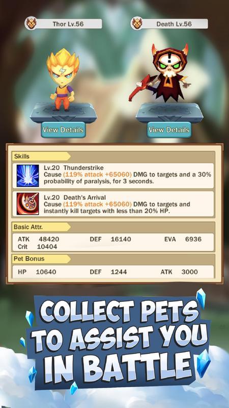 Knights & Dungeons screenshot 4