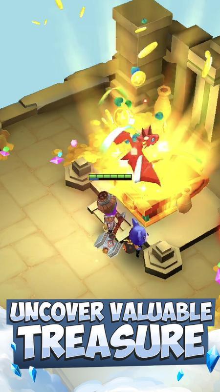 Knights & Dungeons screenshot 5